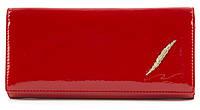 Женский кошелек из качественного лакированного заменителя кожи Fuerdanni art. CK-7607, фото 1
