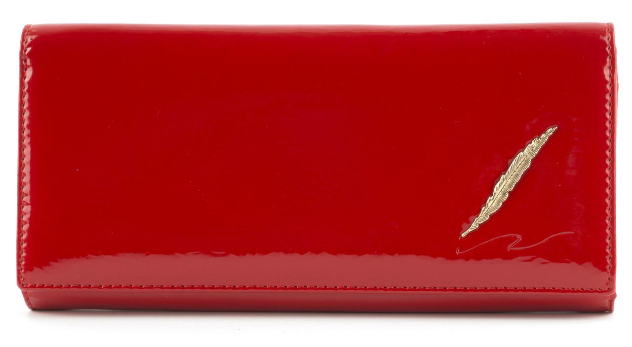 Женский кошелек из качественного лакированного заменителя кожи Fuerdanni art. CK-7607