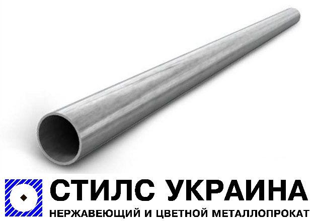 Алюминиевая труба 35x2  мм марка  АД31