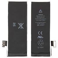 Батарея (акб, аккумулятор) для iPhone 5, 1440 mAh, #616-0611, #616-0613, оригинал