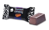 """Конфеты шоколадные Чорний Принц с шоколадно-ореховым кремом  к/у 1,5кг ТМ """"Chocoboom"""""""