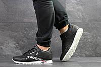 Мужские кроссовки Reebok Classic Black/White
