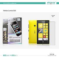 Защитная пленка Nillkin для Nokia Lumia 520/525 матовая