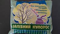 Купорос железный 500г антисептик, микроудобрение Садівник, фото 1