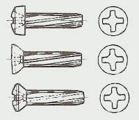 Винт самонарезающий DIN 7516 от М 3 до М 8, фото 2
