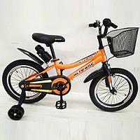 "Велосипед INTENSE N-200 16""  Orange, фото 1"