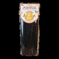 Спагетти Cara Nona с чернилами каракатицы 500г