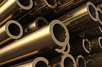 Труба бронзовая Бр03Ц7С5Н1
