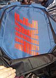 Рюкзак спортивный Nike Найк  на два отдела. Разные расцветки, фото 6