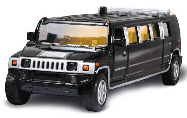 Автомодель Лимузин Технопарк со светом и звуком Технопарк SL-971WB