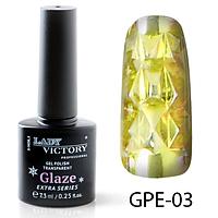 Гель-лак на прозрачной основе Lady Victory GPE-03, 7.3 мл