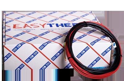Нагревательный кабель Easycable 75.0 ( 75м)  1350 Вт