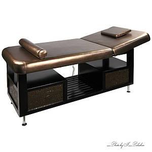 Масажний стіл СПА з регулюванням висоти ZD-862 (2 електромотори)