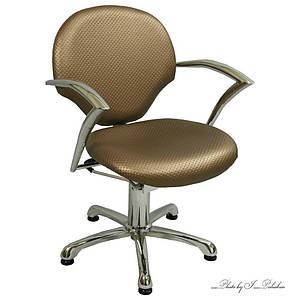 Кресло парикмахерское на гидравлике ZD-338