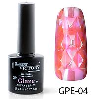 Гель-лак на прозрачной основе Lady Victory GPE-04, 7.3 мл