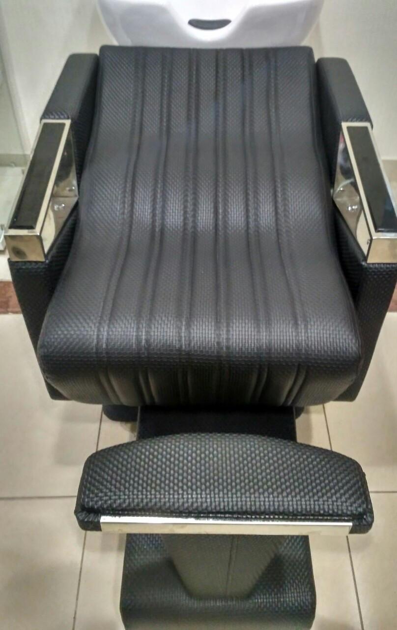 Парикмахерская кресло -мойка для барбершоп (лежачая)