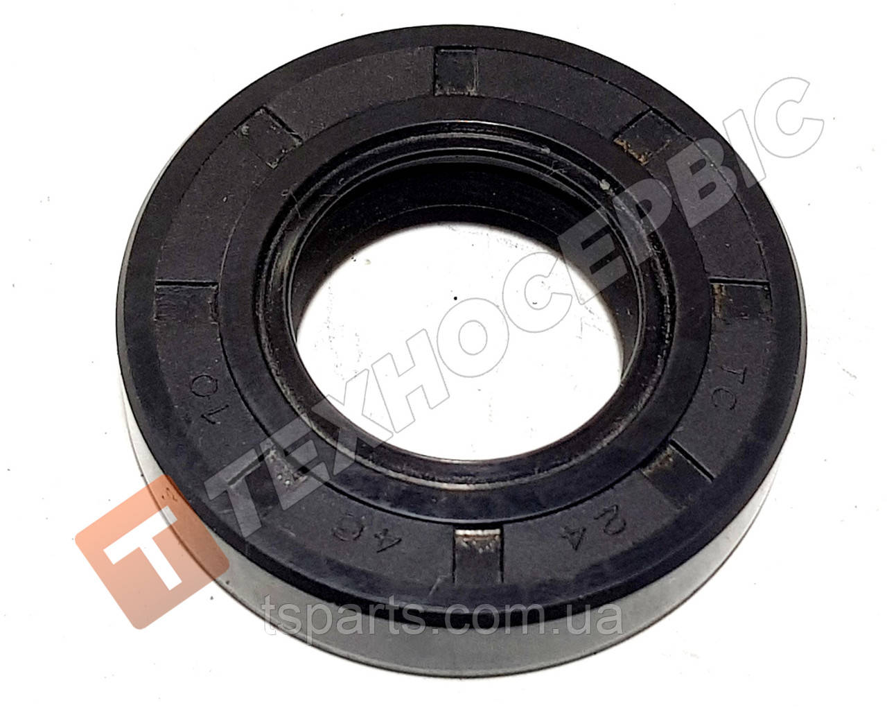 Сальник (манжета) компрессора ЗИЛ, МАЗ, гидроусилителя ЗИЛ 24-46-11.5-2.2 (309777-П) (120-3509070)