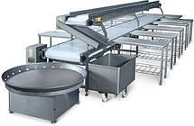 Конвейеры для пищевой промышленности