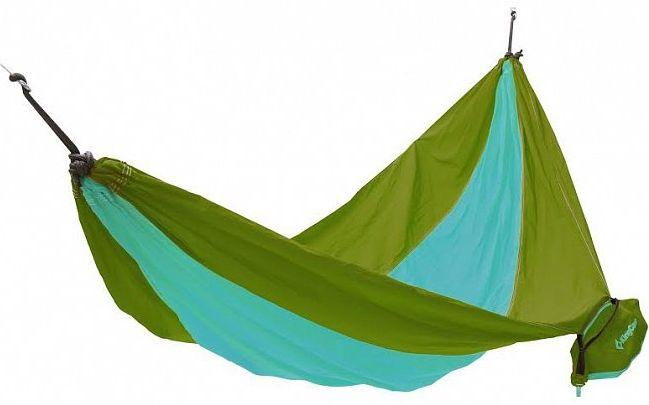 Гамак туристический La Siesta PARACHUTE HAMMOCK(KG3753) Dark green/Cyan