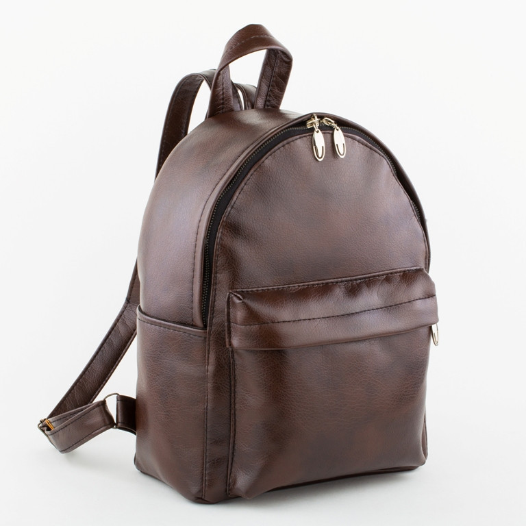 Рюкзак Fancy коричневый титан