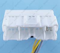 Разъем электрический 20-и контактный (54-20) б/у