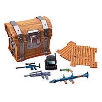 Ігрова колекційна фігурка Jazwares Fortnite Loot Chest (сундук аксесуарів)