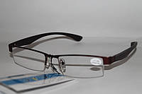 Очки металлические полуоправныеEAE5018