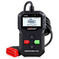 ★Adapter KONNWEI KW590 детектор неисправностей OBD2/EOBD+CAN XP WIN7 WIN8 WIN10 считывание данных