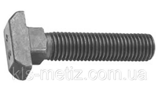 Болт к пазам станочным DIN 186 от М 6 до М 24, фото 2