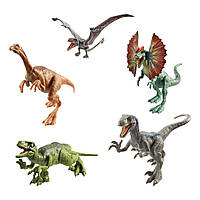 Фигурка динозавра Jurassic World Атакующая стая (в ассорт.) FPF11 ТМ: Jurassic World