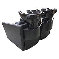 Крісло-мийка перукарська для двох персон М001007 2PS
