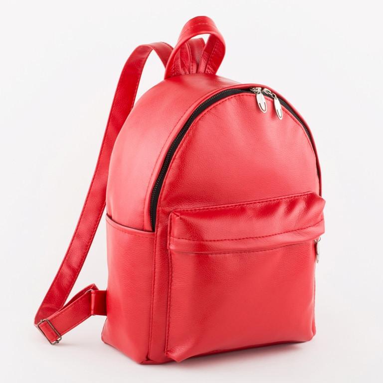 Рюкзак Fancy красный мадрас