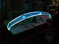 Спойлер акриловый с диодной подсветкой №811