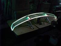 Спойлер акриловый с подсветкой №811-1