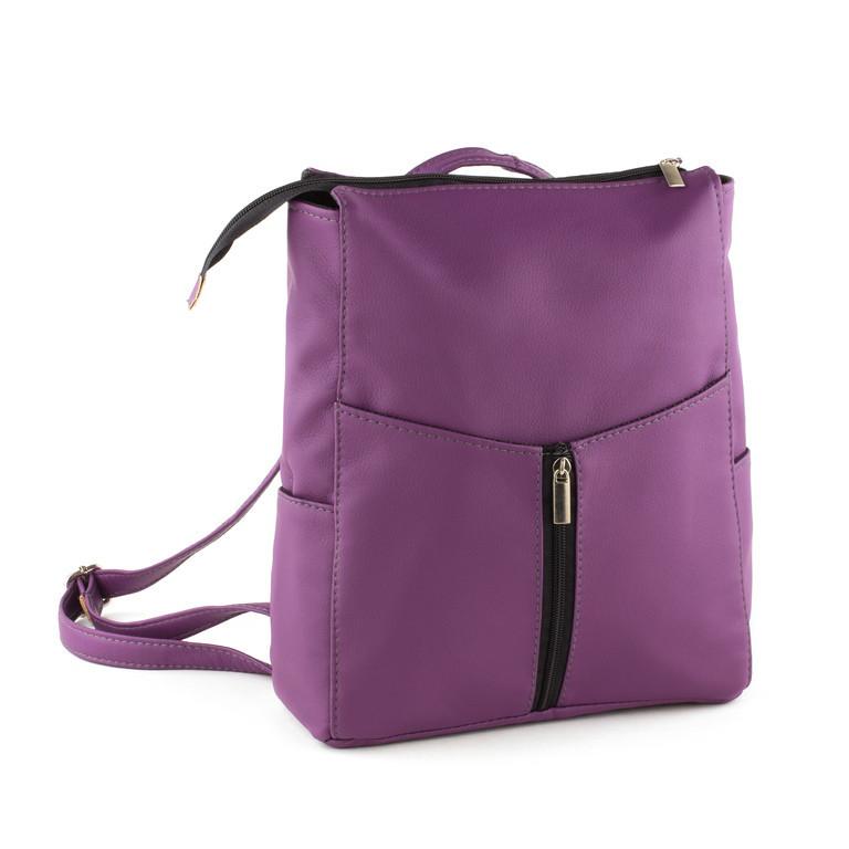 Rjet рюкзак без клапана фиолетовый флай