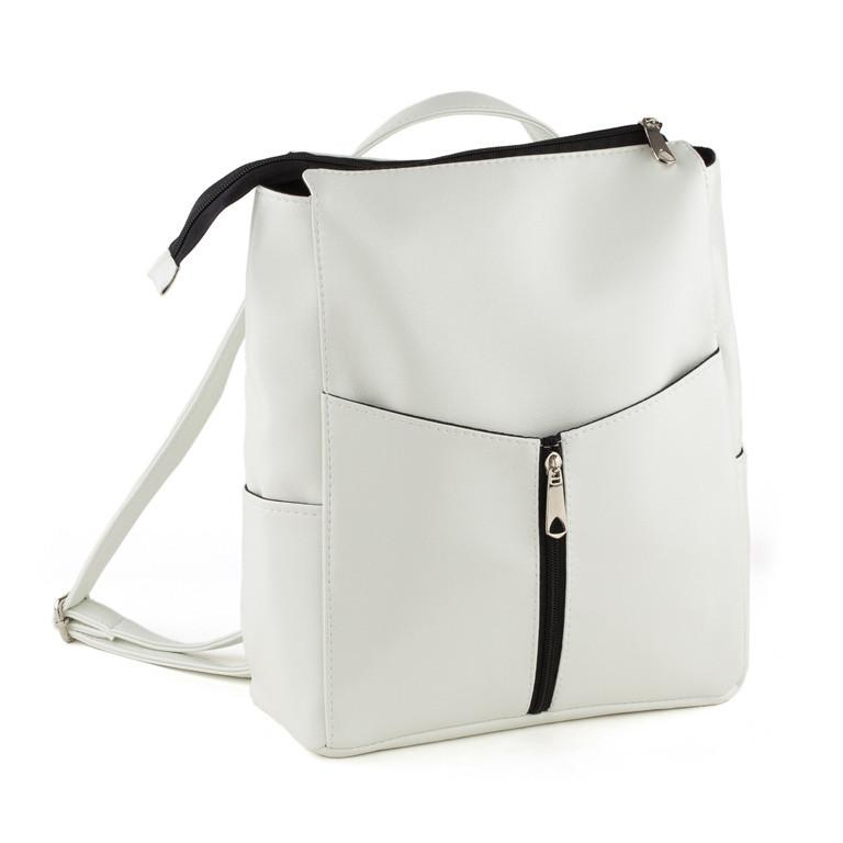 Rjet рюкзак без клапана белый лаки