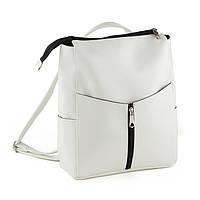 Rjet рюкзак без клапана белый лаки, фото 1