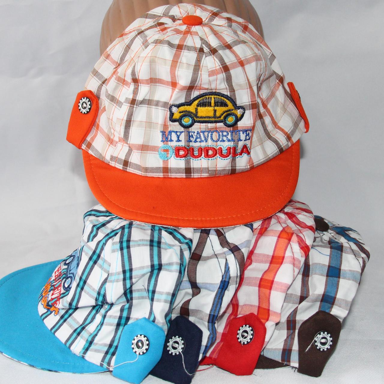 Кепка для хлопчиків (1-3 років) (різні кольори) оптом недорого. Одеса(7 км)