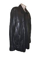 Кожаная куртка мужская  б/у