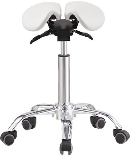 Стул Седло для мастера с раздвижным сидением + регулировка высоты BS-4008