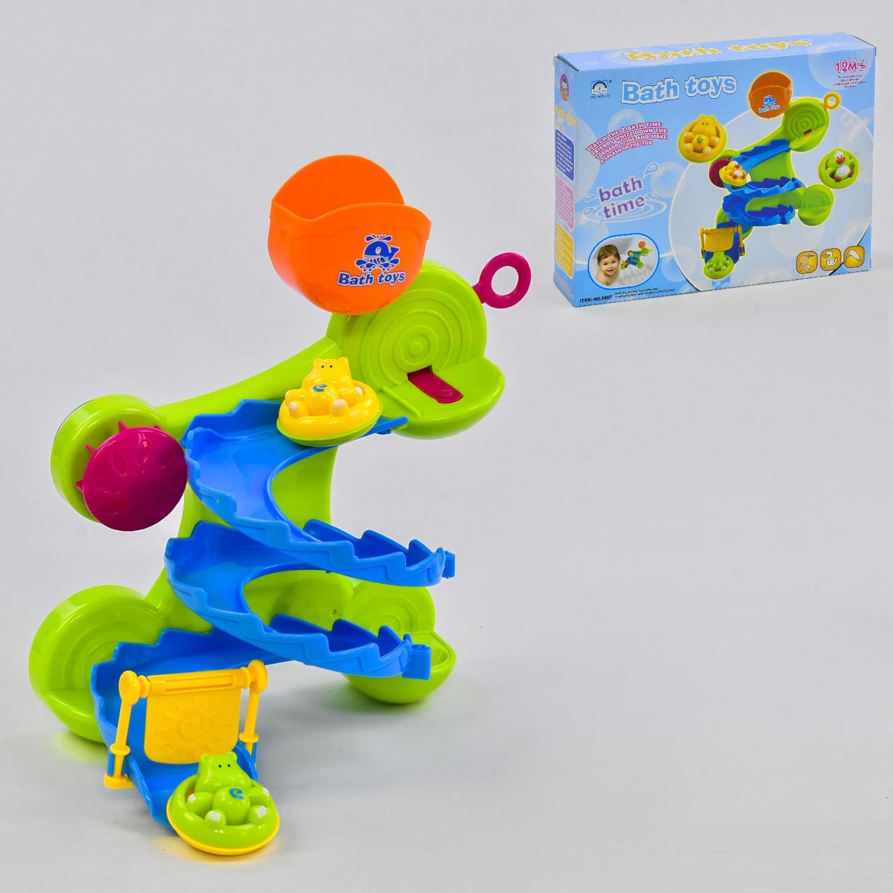 """Игрушка для ванной """"Водная горка"""" 8807"""