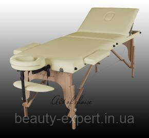 Массажный стол Art of Choice переносной кушетка для массажа для депиляции массажный стол-чемодан  SOL