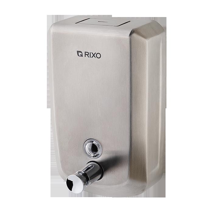 Дозатор жидкого мыла Rixo Solido S001