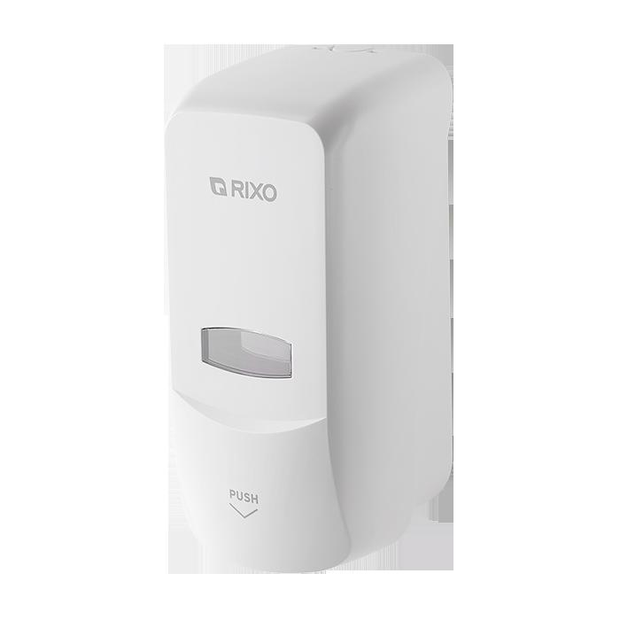 Дозатор жидкого мыла Rixo Grande S369W