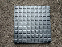 Чугунная плитка 400х400