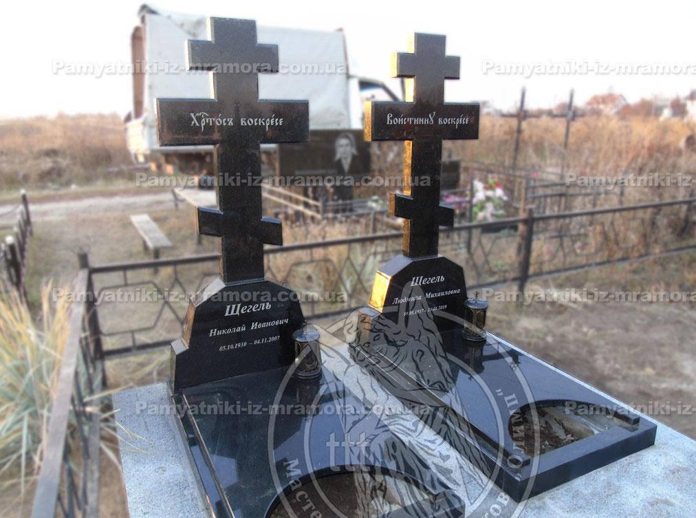Кресты из гранита № 23