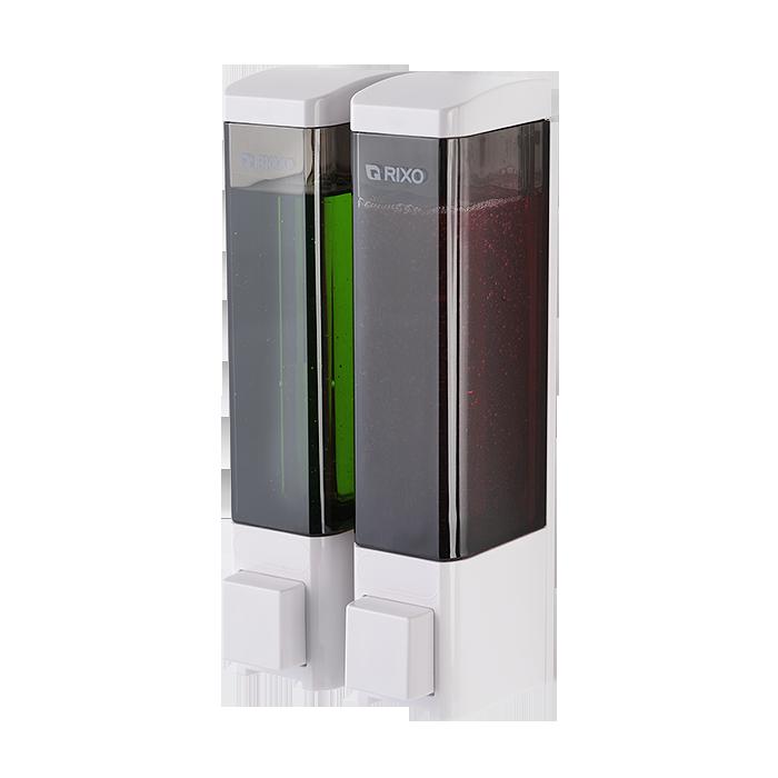 Дозатор жидкого мыла Rixo Lungo SW011W