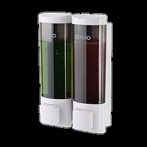 Дозатор жидкого мыла Rixo Lungo SW013W