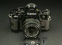 Canon A-1   Canon nFD 50mm f1.8  , фото 1