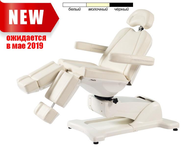 Косметологическое кресло для педикюра модель 3869 AS (4 мотора)